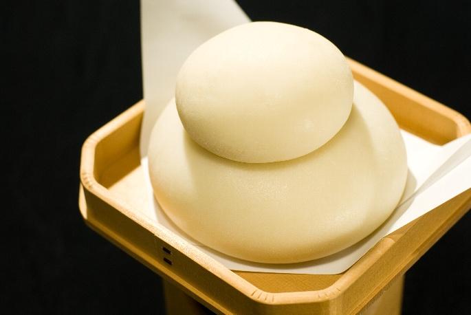 12月1日より滋賀県産羽二重もちを使用した正月のお飾り餅・のし餅の予約... 12月1日より滋賀